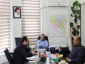 برگزاری نشست هماندیشی مدیرعامل مؤسسهی نرجس با مدیر بهزیستی تهران