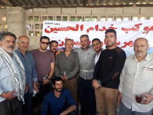 کمک های خیریه مردمی نرجس شیراز به هم وطنان گرفتار در بحران سیل