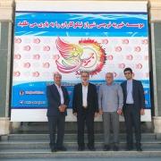 دیدار نماینده ی سابق مردم شریف شیراز درمجلس شورای اسلامی از سرای نرجس