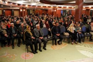 برکزاری مراسم گلریزان ویژه احداث 24 واحد خانه های کوچک پناهگاهی-2-بهمن ماه 98