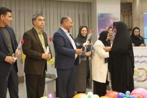 برگزاری مراسم بزرگداشت روز پرستار در سرای نرجس شیراز